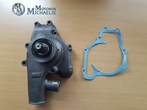 Wasserpumpe Massey Ferguson MF 1250 - 24, 27, 530, 530S, 535 - Perkins A6.354.4