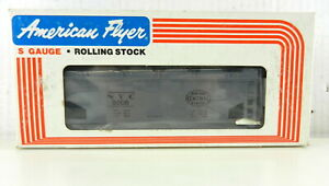 AMERICAN FLYER/Lionel S Scale #4-9206 New York Central Cvrd Hopper ~NIB~ T137