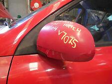 2004 Kia Rio 5 Door LH Door Mirror S/N# V7025 BK1472