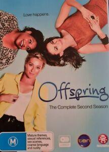 Offspring : Series 2 (DVD, 2011, 4-Disc Set) All regions