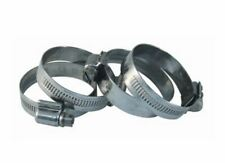 """Box of 10 Awab 316 Stainless Steel Hose Clamp Size: 8, 5/8"""" - 15/16"""" 710-0121 MD"""