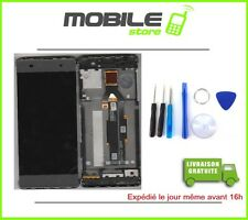 Ecran LCD  + Vitre Tactile  + Chassis pour SONY XA gris + outils