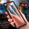 For iPhone XS Max XR 7 8 Plus Hybrid Rubber 360 Thin Heavy Duty Armor Case Cover