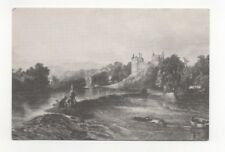 Doune Castle : from a 19th century print:
