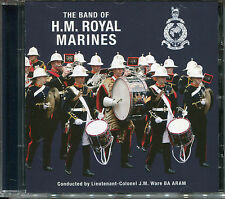 THE BAND OF H.M. ROYAL MARINES CD - SOLDIERS OF THE SEA, HEART OF OAK & MORE