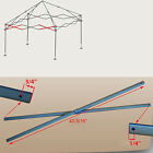 "Coleman New Style 10' x 10' Shelter Canopy Gazebo SIDE TRUSS Bar Part 40 5/16"""
