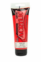 120ml TUBES OF ARTISTS QUALITY ACRYLIC CANVAS MURAL DECORATIVE PAINT 33 COLOURS