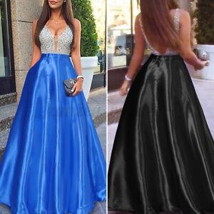ZANZEA Women Plus Size Skirt High Waist Skirt Cocktail Party Evening Maxi Dress