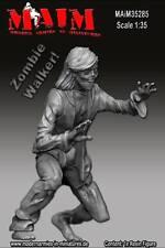 Zombie - Wanderer #1 / 1/35 Scale resin model kit  Zombie Wars