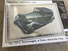 1/35 German Military Car, Typ 170 V Tourenwagen,  WWII - Master Box 35100