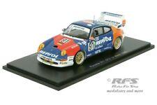 Porsche 911 GT2  REPSOL Racing  24h Le Mans 1995  1:43 Spark 5512 NEU & OVP