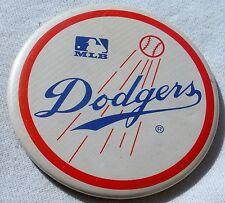 "Vintage MLB Baseball Pin Pinback Button LA Los Angeles Dodgers 3""+"