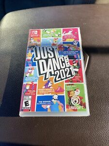 Just Dance 2021 Switch (Brand New & Sealed) Free Shipping