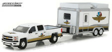 1/64 Silverado & Show Trailer, Indianapolis Motor Speedway Greenlight NEW 29906