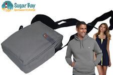 Nike Cordura Small Cross-over Unisex Shoulder Bags Camera Bag Dark Beige