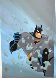 Original production cel  - Batman: The Animated Series