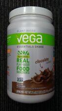 Vega Essentials Nutritional Shake, Chocolate, 21.6 oz. NEW