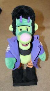 Disney  Halloween Frankenstein Tigger Animated Spooky Kooky Parade works