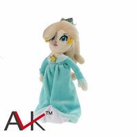 Super Mario Bros Princess Rosalina  Plush Soft Stuffed Animal Doll 13CM New
