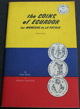 The Coins Of Ecuador By Seppa & Anderson Scarce Numismatic Reference