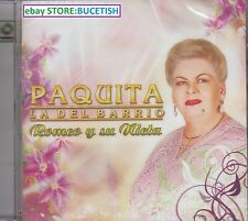 Paquita La Del Barrio Romeo y Julieta CD New Nuevo sealed