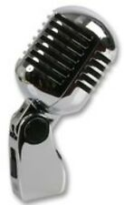 Pulse Pls00093 50's Style Chrome Microphone
