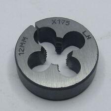 Rdgtools M12 X 1.75 mano izquierda die
