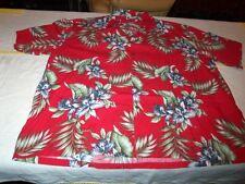 Camiciotto con taschino AL-HA Republic HONOLULU Haway USA 100% cotton XL4 largh.