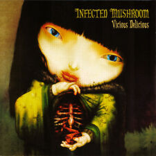 INFECTED MUSHROOM - Vicious Delicious - CD - YOYO78 BNE