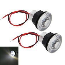2× Boat Marine RV Waterproof 12V LED Courtesy Light for Boats /Stair / Livewells