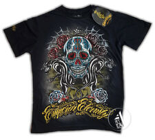 T-Shirt Tattoo SKULL STYLE EMPEROR ETERNITY  MINUTE MIRTH  Ed Hardy SHIROI NEKO