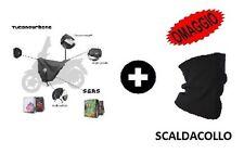 COPRIGAMBE COPERTA TERMICA TUCANO R049 + SCALDACOLLO PER MALAGUTI CENTRO 160
