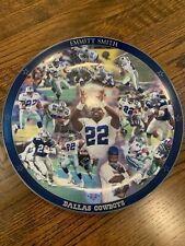 Danbury Mint Emmitt Smith Collectible Porcelain Plate