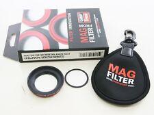 MagFilter 52mm Filter Adapter Ring für Sony RX100 HX20V HX30V HX9V DC Kamera