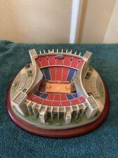 Danbury Mint Assembly Hall Indiana Hoosiers Basketball Arena Figure Figurine