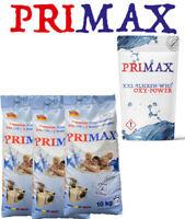 30 Kg Waschpulver Vollwaschmittel + Waschkraftverstärker   Primax Bonus