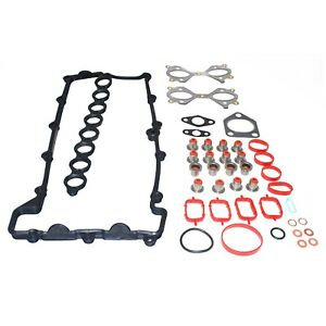 LAND ROVER FREELANDER 1 2.0 TD4 M47 DECOKE GASKET SET SEAL KIT - LVQ101250L