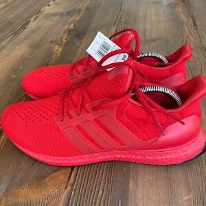 New in Box Deadstock Adidas Ultraboost Scarlet Shoes Men's 11.5 US - FY7123