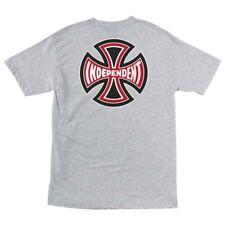 Independent Trucks Ante Skateboard Shirt Ash Medium
