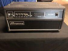 Ampeg SVT 350 Bass Head Amplifier