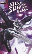 Silver Surfer Black #1 Ryan Brown Exclusive Limited 2019 Galactus