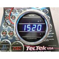 Tachometer for Cars and Trucks for Any truck with MAG sensor, Teltek Brand