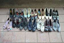 Vintage As Is Shoe Lot