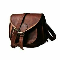 Vintage Women Handbag Messenger Tote Leather Purse Crossbody Shoulder Sling Bag