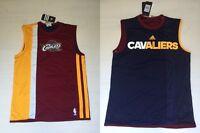 10198 adidas Basket Cleveland Cavaliers Débardeur Doubleface Tank