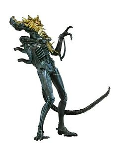 "Aliens - Series 12 Blue Xenomorph Warrior Battle Damaged 9"" Figure"