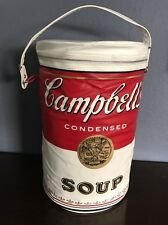 Andy Warhol Campbell's Soup Can Bag Tote - Vintage / Retro