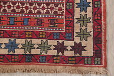 Tribal Nomad Geometric Kilim Oriental Runner Rug Wool Hand-Woven 3x9 NEW Carpet
