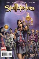 Spellbinders Comic 1 Cover A First Print 2005 Carey Perkins Hennessy Marvel