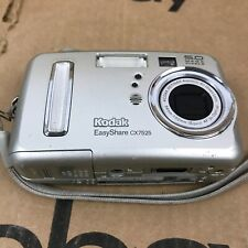 Kodak EasyShare CX7525 5.0MP Digital Camera - Silver 1.K1